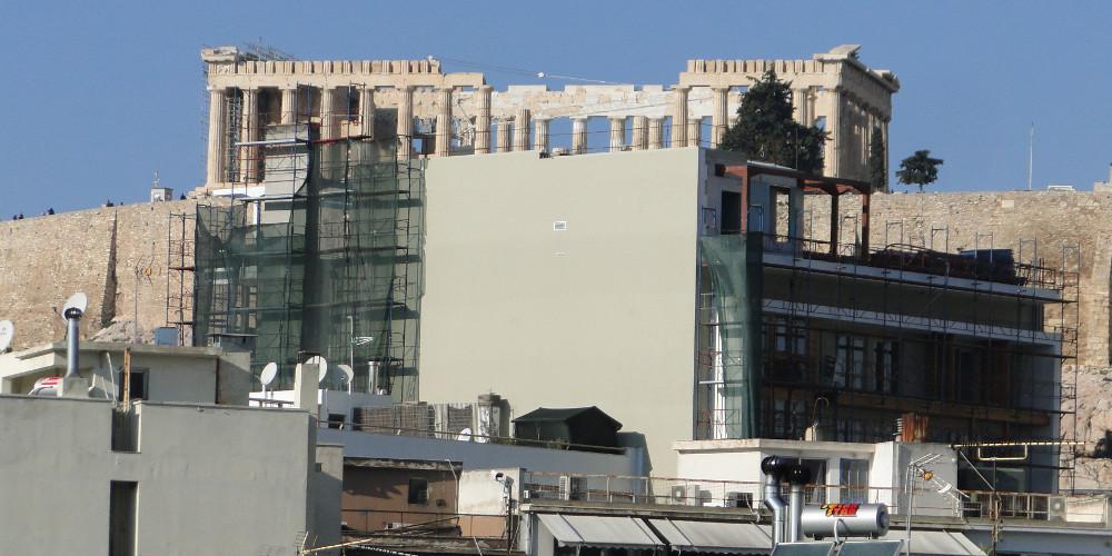 «Όχι» του ΣτΕ στο διάταγμα για τα ύψη των κτιρίων σε Κουκάκι