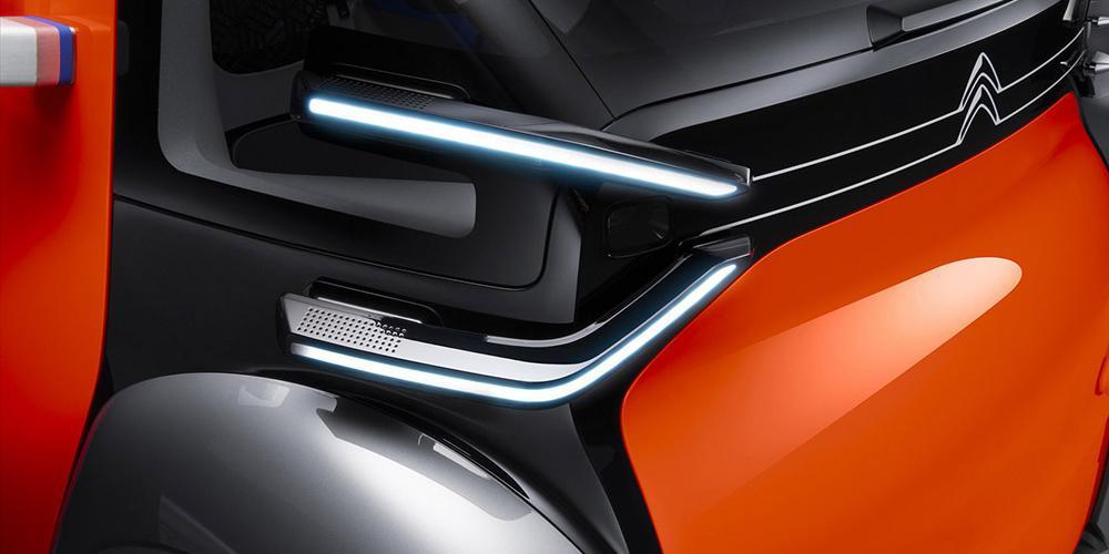 Το ηλεκτροκίνητο Citroen Ami One Concept
