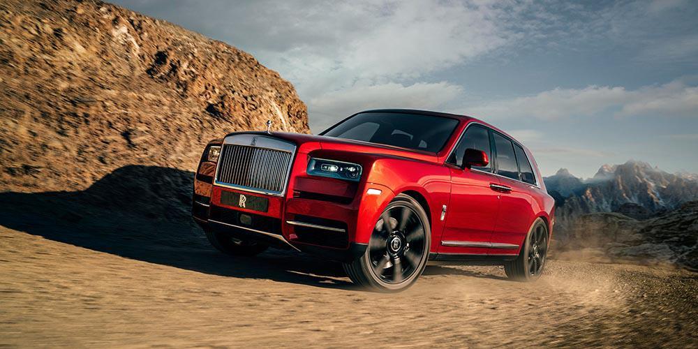 Η Rolls-Royce δυσκολεύεται να ανταποκριθεί στην ζήτηση που έχει το Cullinan