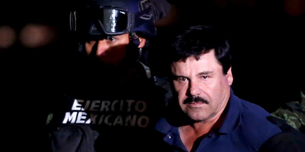 Να επιβληθεί ποινή ισόβιας κάθειρξης στον «Ελ Τσάπο» ζήτησε ο εισαγγελέας