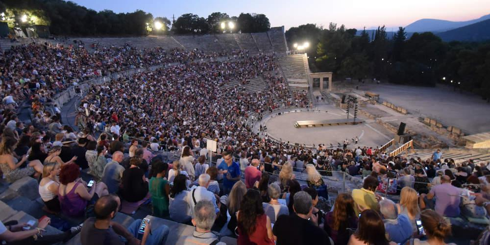 Ο δικηγόρος Πέτρος Σταυριανός νέος πρόεδρος του Φεστιβάλ Αθηνών και Επιδαύρου