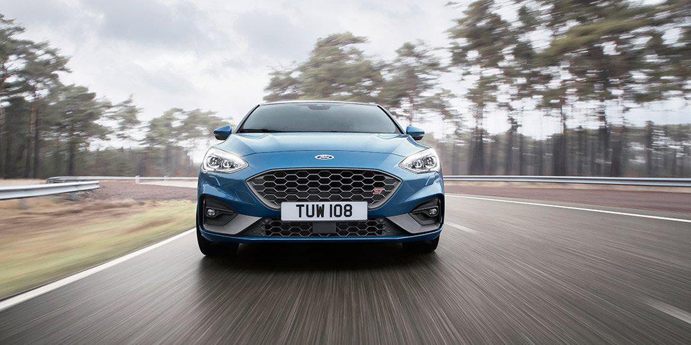 Η Ford παρουσίασε το νέο Focus ST για το 2019