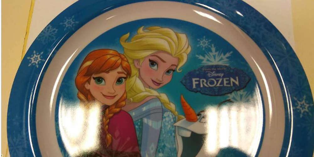 Προσοχή: Αν έχετε αυτό το παιδικό πιάτο πετάξτε το