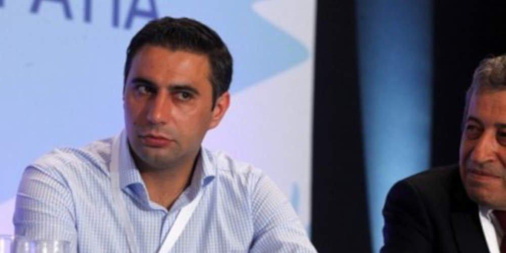 Σάκης Ιωαννίδης: Η ΝΔ θα αποκαταστήσει τη σχέση πολίτη, πολιτικής και θεσμών