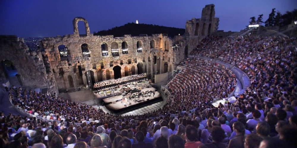 Αξέχαστες μουσικές βραδιές στο Ηρώδειο - Πλούσιο πρόγραμμα