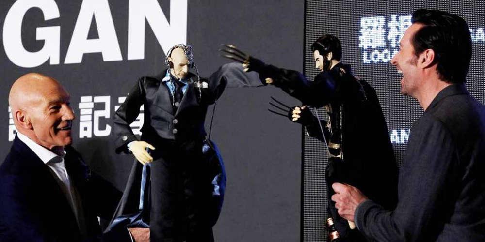 Ρεκόρ Γκίνες σε Χιου Τζάκμαν και Σερ Πάτρικ Στιούαρτ ως υπερήρωες της Marvel