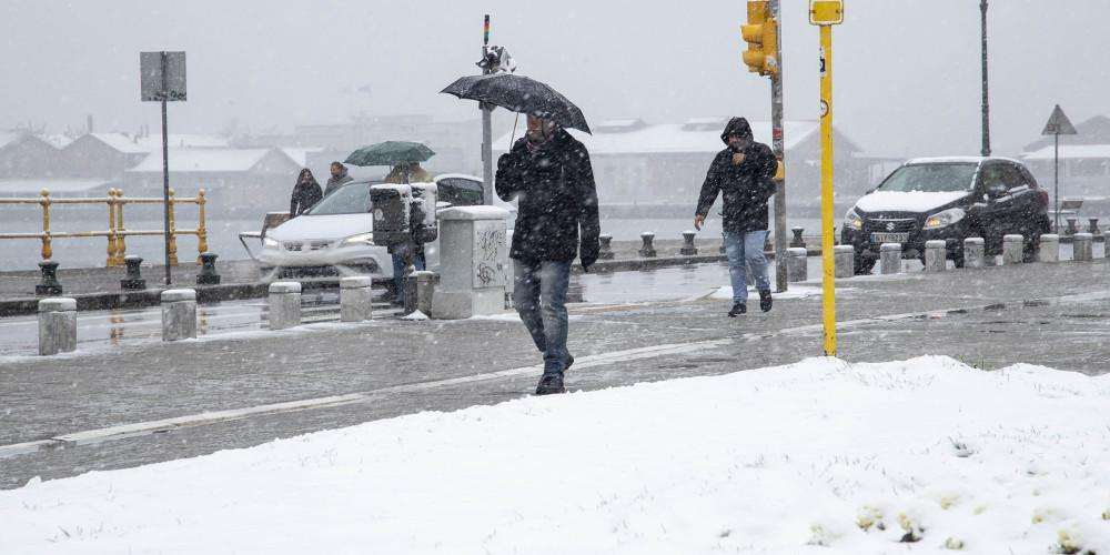 Πρόγνωση καιρού: Συναγερμός για την «Ζηνοβία» - Έρχονται έντονα φαινόμενα