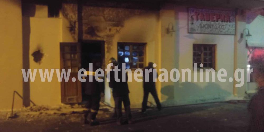 Τραγωδία στην Καλαμάτα: Τρεις νεκρές από έκρηξη φιάλης υγραερίου σε ταβέρνα [βίντεο]