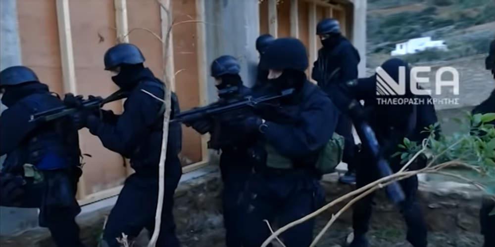 Καρέ-καρέ η διάσωση Λεμπιδάκη από τους απαγωγείς του [βίντεο]