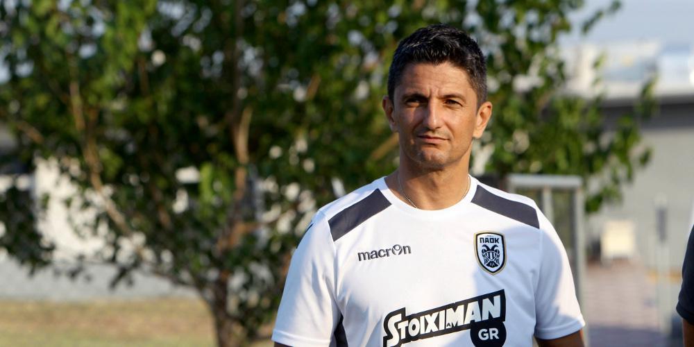 Χειρουργήθηκε ο προπονητής του ΠΑΟΚ, Ραζβάν Λουτσέσκου