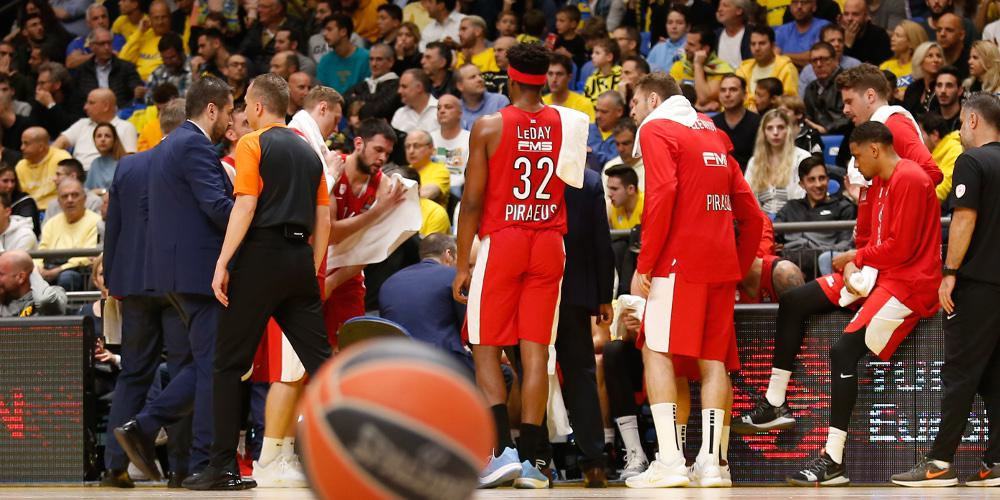 Έρευνα από την Euroleague για οφειλόμενα στον μπασκετικό Ολυμπιακό