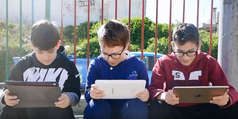 «Εκτός Σύνδεσης» - Το βίντεο μαθητών Δημοτικού για τον εθισμό στο Διαδίκτυο