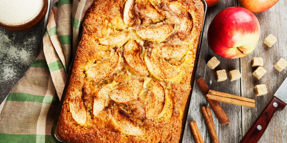 Η συνταγή της ημέρας: Μηλόπιτα από τον Πέτρο Συρίγο