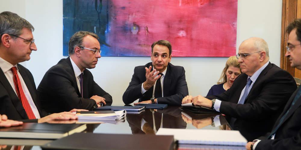 Μητσοτάκης: Πρόταση για επιβράβευση των συνεπών δανειοληπτών