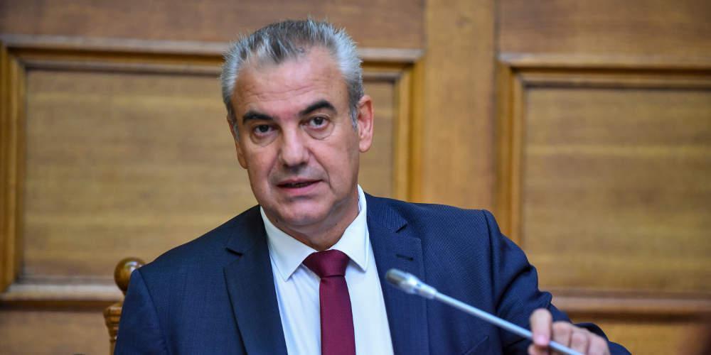 Αποδοκιμασίες κατά του βουλευτή του ΣΥΡΙΖΑ Χρήστου Μπγιάλα στα Γρεβενά