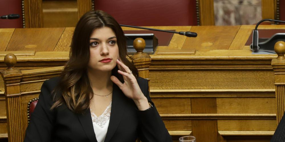 Υποψήφιος με την Κατερίνα Νοτοπούλου ο διεμφυλικός Αναστάσιος Ζαρίφης