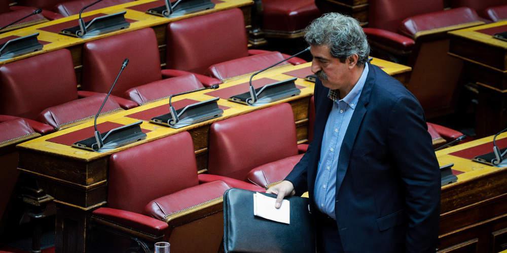 Ο Τομέας Δικαιωμάτων του ΣΥΡΙΖΑ «αδειάζει» Πολάκη: Χυδαίες οι δηλώσεις του