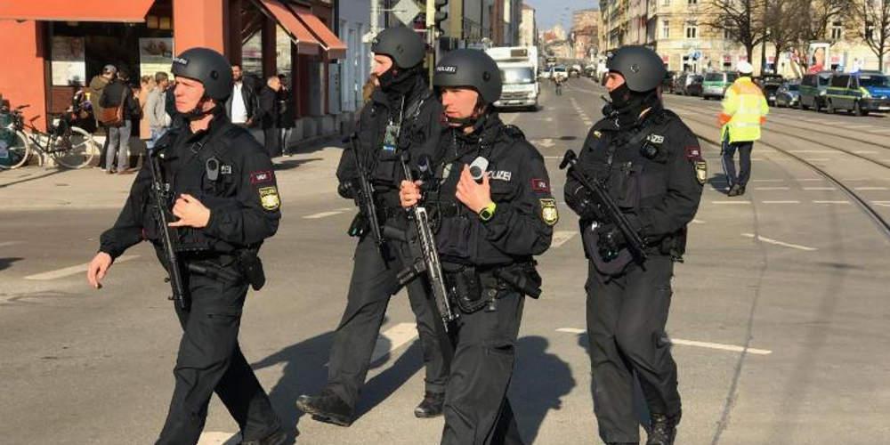 Δύο νεκροί από πυροβολισμούς σε εργοτάξιο στο Μόναχο