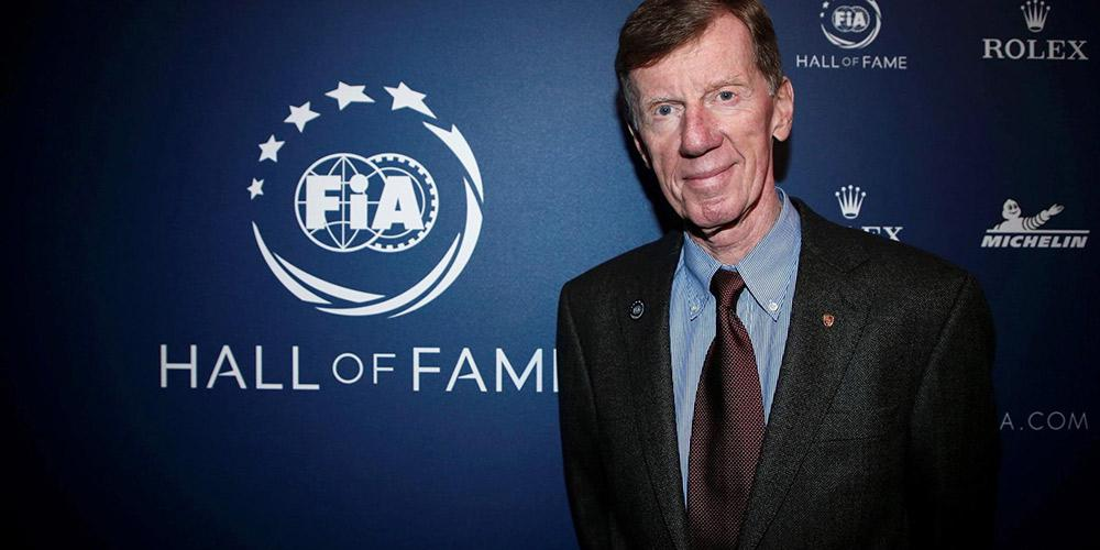 O Walter Röhrl «μπήκε» στο hall of fame της FIA