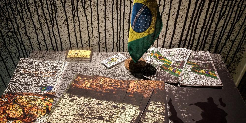Βίντεο από την εισβολή του Ρουβίκωνα στην πρεσβεία της Βραζιλίας