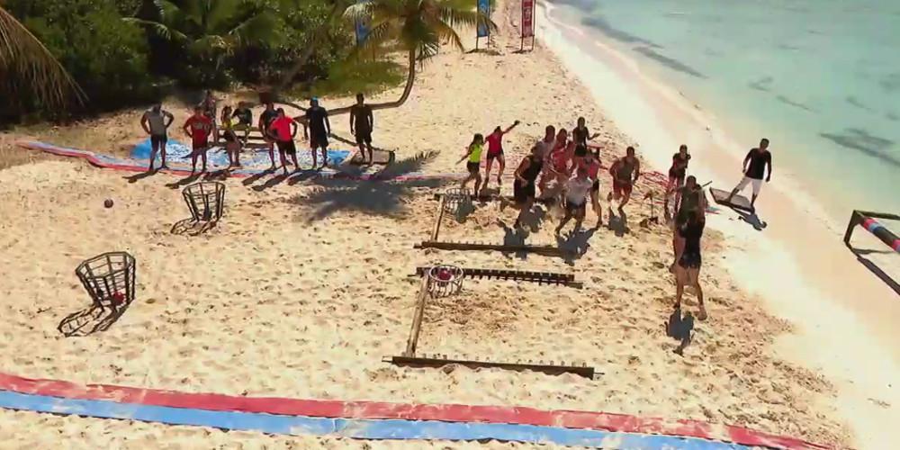 Survivor: Αυτή η ομάδα κέρδισε την ασυλία - Τραυματίστηκε Έλληνας παίχτης [βίντεο]
