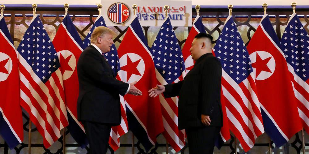 Συναγερμός: Οι ΗΠΑ κατέλαβαν βορειοκορεατικό πλοίο