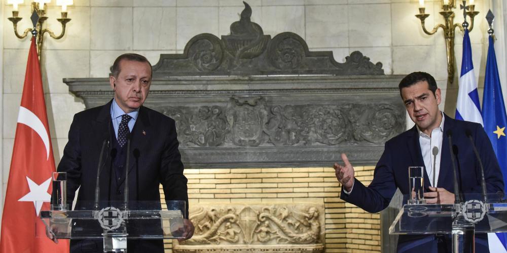 Τσίπρας για Ερντογάν: Έχουμε περάσει δύσκολες στιγμές - Τι είπε στο πρακτορείο Anadolu