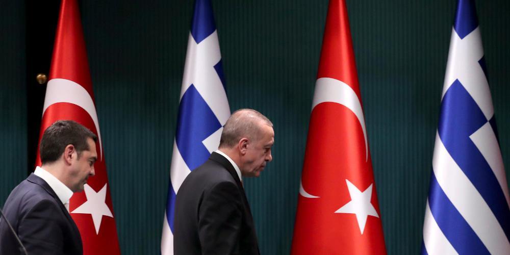 Η αποτυχημένη τακτική του κατευνασμού με την Τουρκία