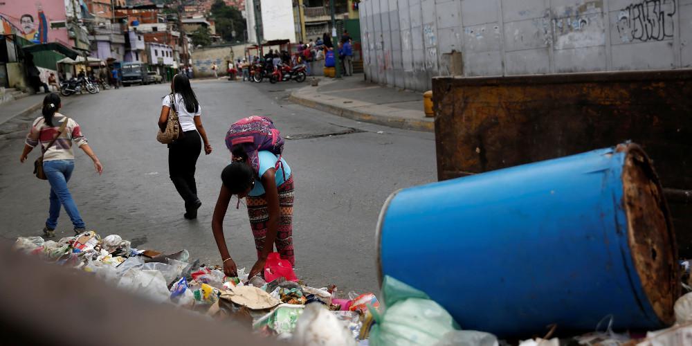 Τέσσερα εκατ. πολίτες της Βενεζουέλας εγκατέλειψαν τη χώρα του Μαδούρο