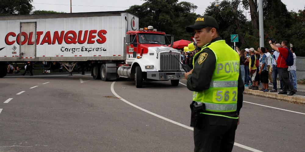 Ο Ερυθρός Σταυρός ανακοίνωσε τη διανομή «ανθρωπιστικής βοήθειας» στην Βενεζουέλα