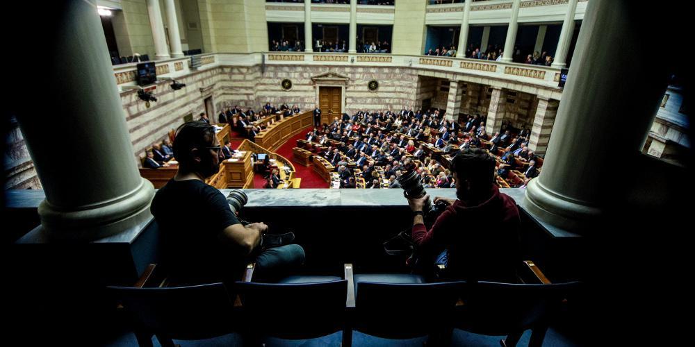 Σήμερα στην ολομέλεια της Βουλής το νέο ασφαλιστικό