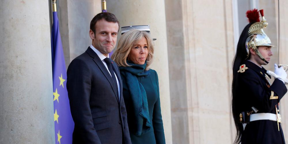 «Madame la Présidente»: Το βιβλίο αποκαλύπτει τον ρόλο της Μπριζίτ Μακρόν