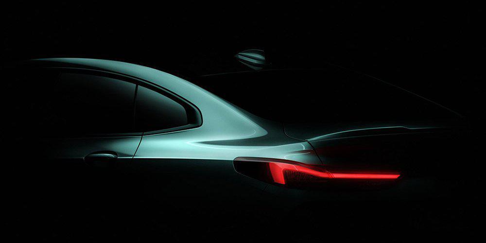 Η BMW δημοσίευσε την πρώτη φωτογραφία-teaser της σειράς 2 Gran Coupe