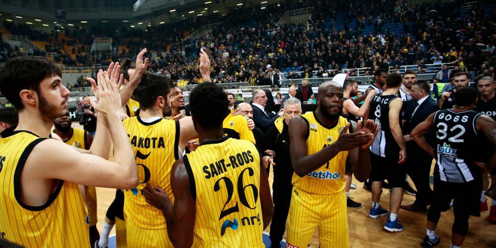 ΑΕΚ: Αρνήθηκε ξανά πρόταση για συμμετοχή στο EuroCup