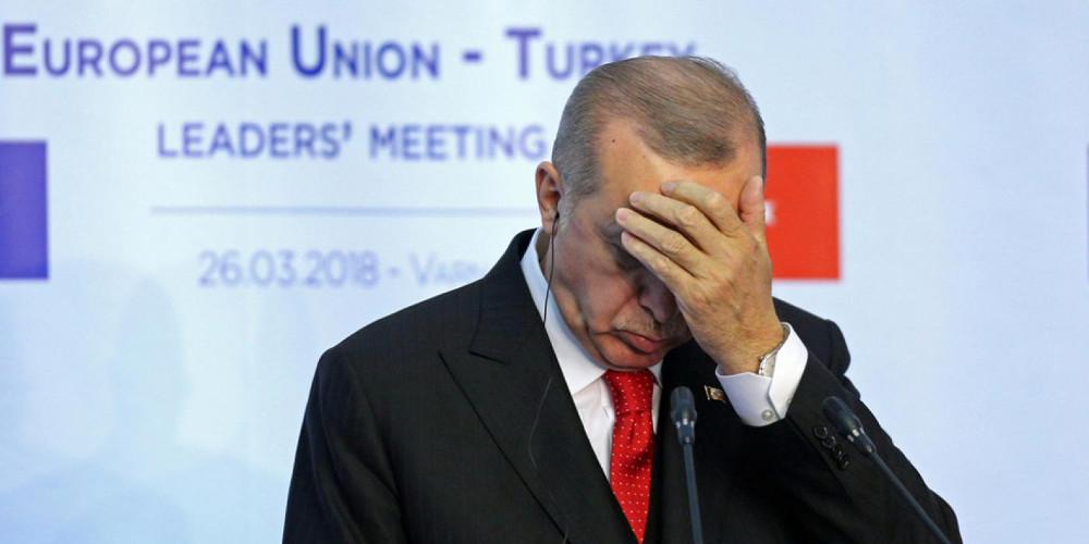 Κακό χαμπέρι για Ερντογάν το σκεπτικό της Κομισιόν για το μπλόκο των ενταξιακών διαπραγματεύσεων με την Τουρκία!