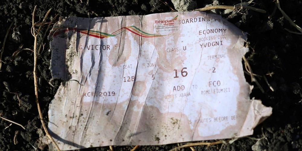 Τα μαύρα κουτιά της μοιραίας πτήσης της Ethiopian «θάβουν» τη Boeing - Ξεκάθαρες ομοιότητες με το δυστύχημα της Lion Air