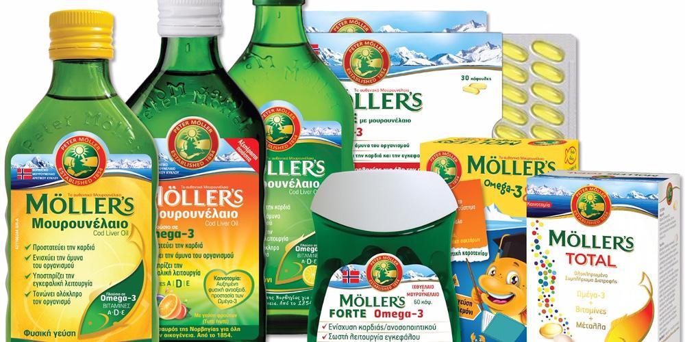 Όλοι ωφελούνται από το MOLLER'S