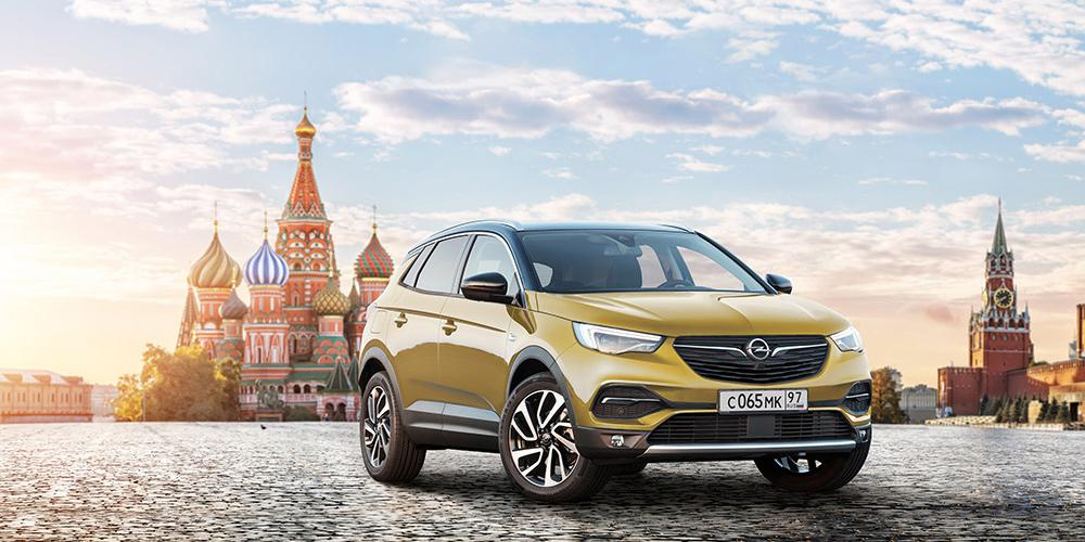 Η Opel Επιστρέφει στη Ρωσία με τοπική παραγωγή