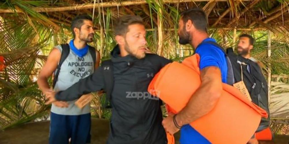Survivor: Χαμός στους Έλληνες με απειλές για ξύλο και εσώρουχα [βίντεο]