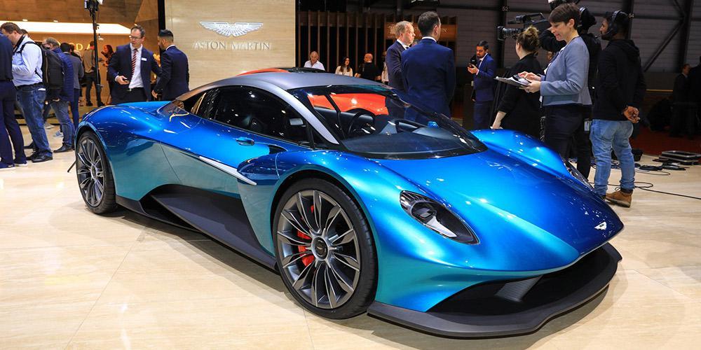 H Aston Martin Vanquish Vision Concept θέλει να ανταγωνιστεί τις McLaren 720S και Ferrari F8 Tributo