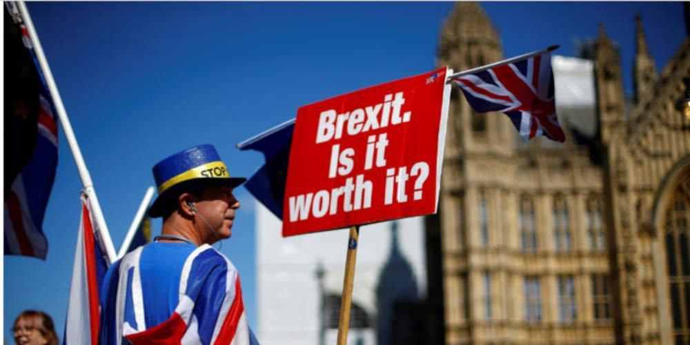 Σε τεντωμένο σχοινί η σχέση ΕΕ-Βρετανίας για το Brexit