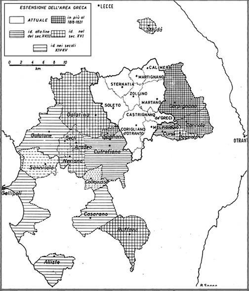 Οι τελευταίοι των Γραικάνων: Η ξεχασμένη μειονότητα της Κάτω Ιταλίας