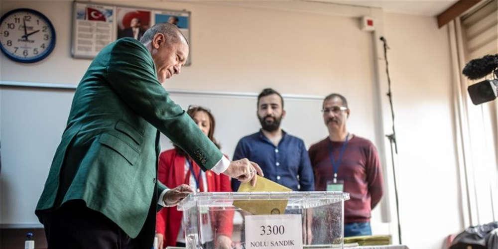 Απορρίφθηκε το αίτημα Ερντογάν για νέα επανακαταμέτρηση ψήφων στην Κωνσταντινούπολη