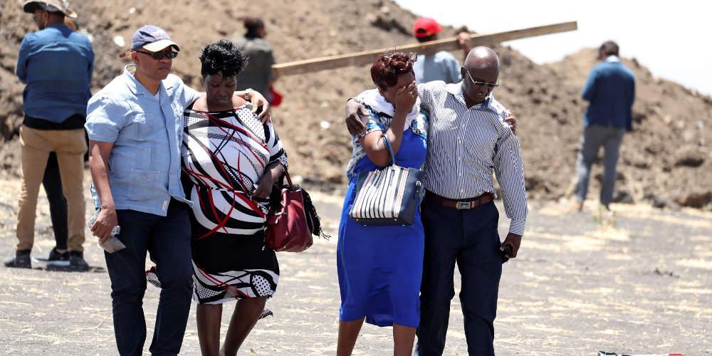 Αεροπορικό δυστύχημα στην Αιθιοπία: Οι πιλότοι ακολούθησαν τις οδηγίες αλλά δεν ανέκτησαν τον έλεγχο του Boeing