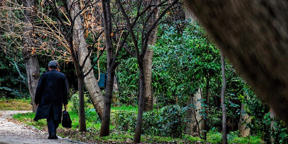 Θύμα ξυλοδαρμού με σκοπό τη ληστεία έπεσε ο διευθυντής του Μουσείου Μπενάκη στον Εθνικό Κήπο