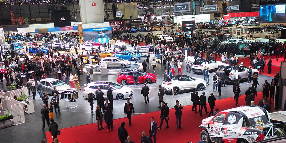 Το Quattroruote την 89η διεθνή έκθεση αυτοκινήτου στη Γενεύη [εικόνες]