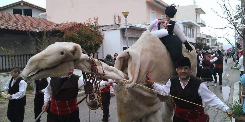 Καθαρά Δευτέρα: Το έθιμο της Καμήλας από τα Χανιά