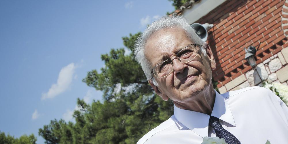 Υποψήφιος με τον Γιάννη Σγουρό ο Δημήτρης Κωνσταντάρας