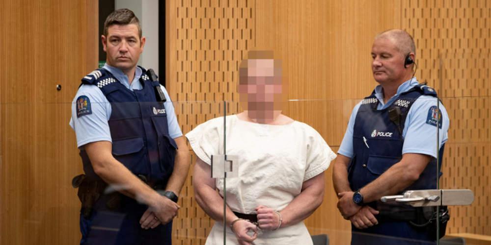 Για 50 ανθρωποκτονίες από πρόθεση κατηγορείται ο μακελάρης της Νέας Ζηλανδίας
