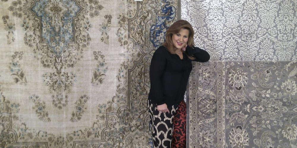 Η Δέσποινα Μοιραράκη «άνοιξε» στο σπίτι της